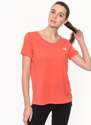 The North Face Kadın Quest Tişört Nf0A3Rzknxg1 Kırmızı